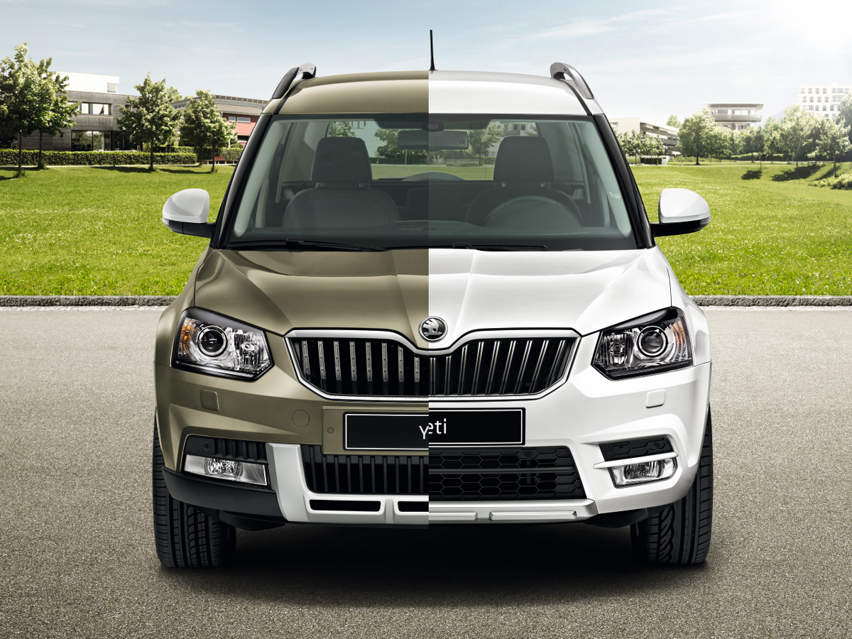 essai skoda yeti restyl blog automobile. Black Bedroom Furniture Sets. Home Design Ideas