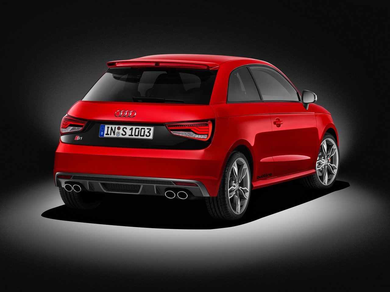 nouvelle audi s1 pour aller presque taquiner la polo r galerie vid o blog automobile. Black Bedroom Furniture Sets. Home Design Ideas