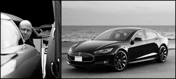 Christian Koenigsegg fait la promo de Tesla