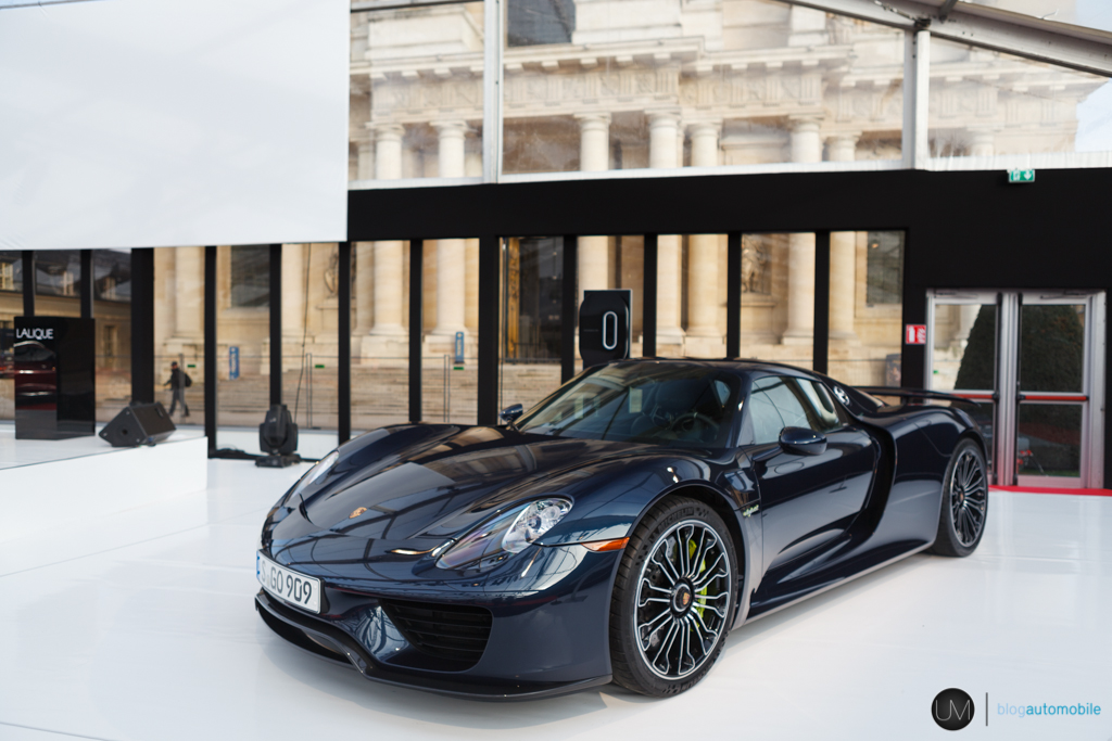 The Official Teamspeed Porsche 918 Picture Information Thread