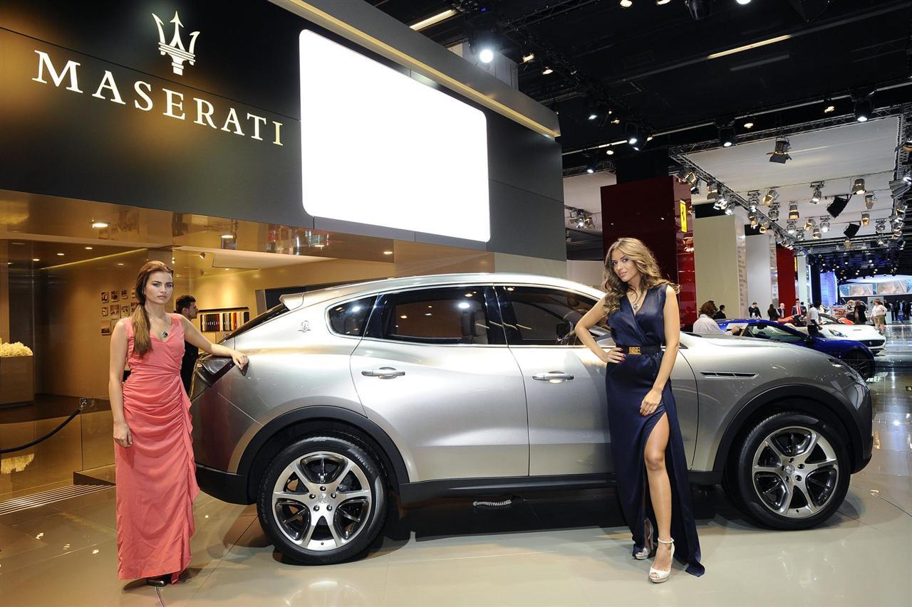 Maserati Levante 2014-2015