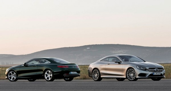 Mercedes Benz Classe S Coupe  2015.0