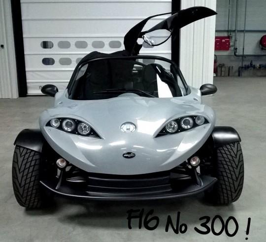 Secma F16 Evo n°300