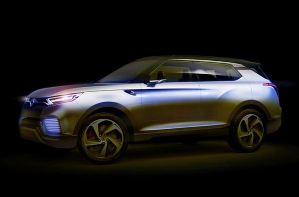 Ssangyong XLV Concept.1