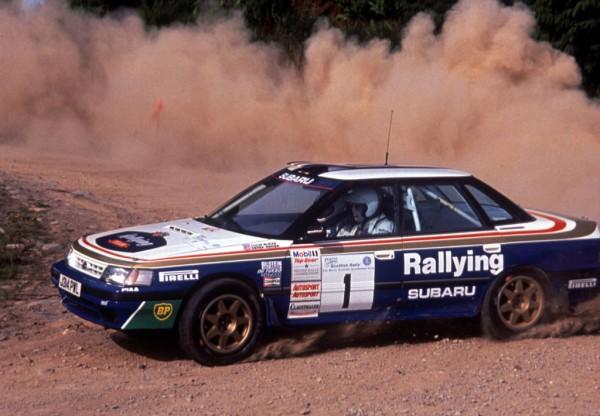 Subaru-Legacy Colin-McRae-en1992-
