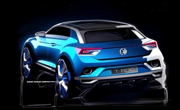 Volkswagen T-Roc 2014.1