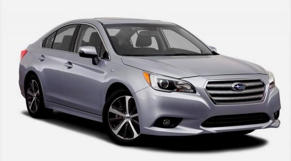 nouvelle Subaru Legacy 2015.1