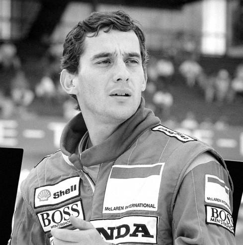 Ayrton Senna 1960-1994