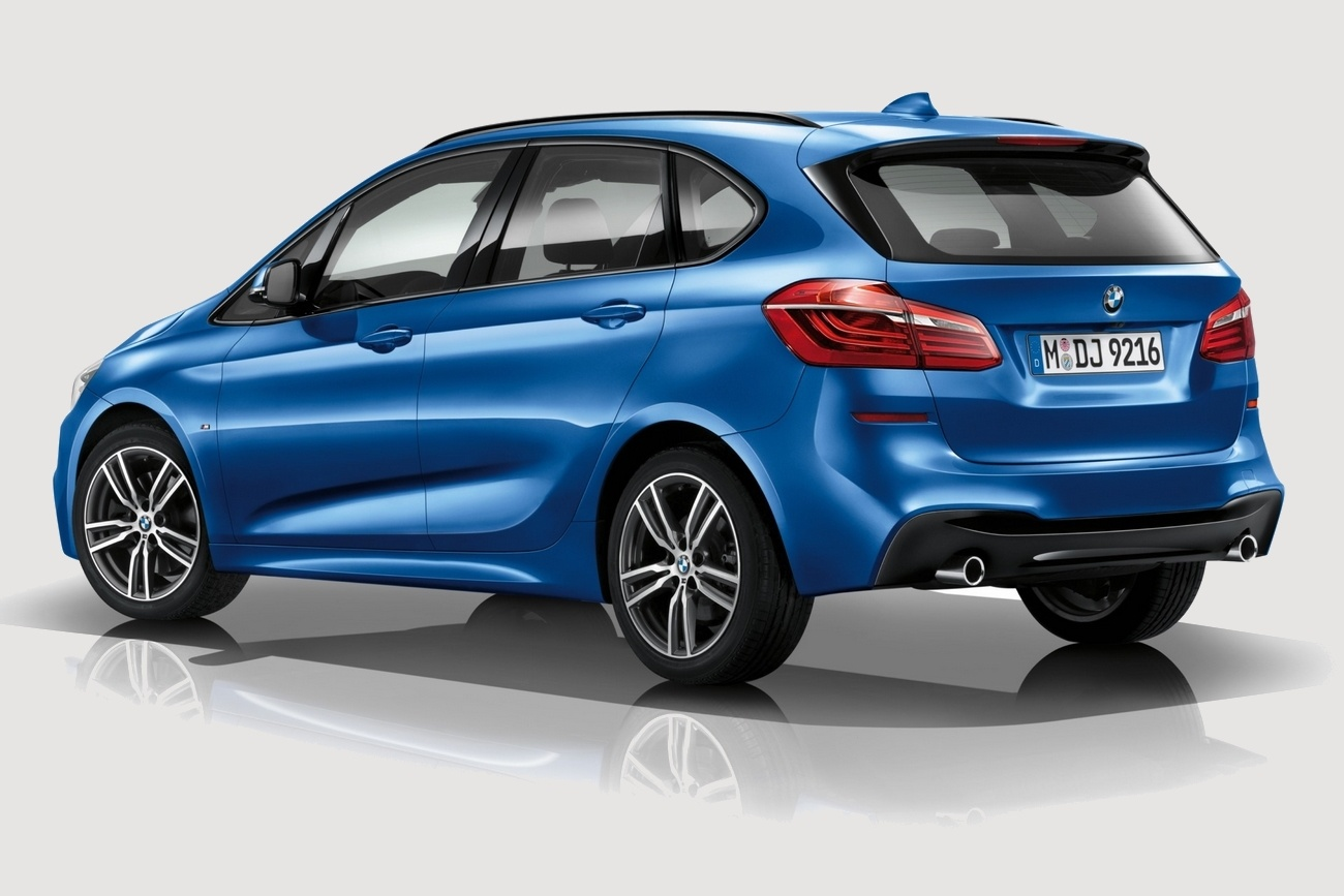 nouvelle bmw 225i active tourer pack sport m un p 39 tit. Black Bedroom Furniture Sets. Home Design Ideas