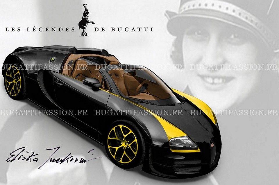 bugatti la veyron grand sport vitesse elizabeth junek. Black Bedroom Furniture Sets. Home Design Ideas