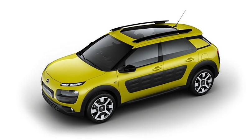 citro n c4 cactus la tarif le configurateur et des vid os blog automobile. Black Bedroom Furniture Sets. Home Design Ideas