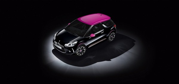 Citroen DS3 Dark Rose.1