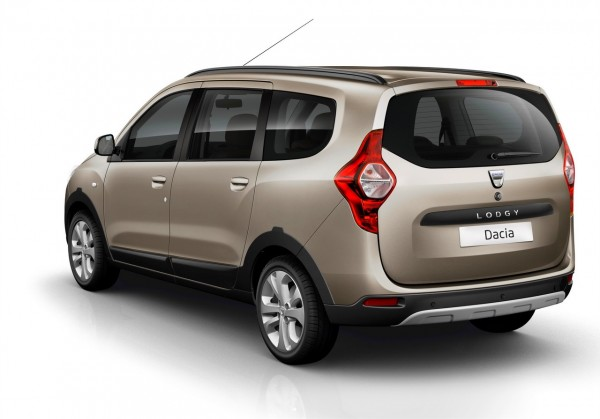 Dacia Lodgy Pack SUV.2