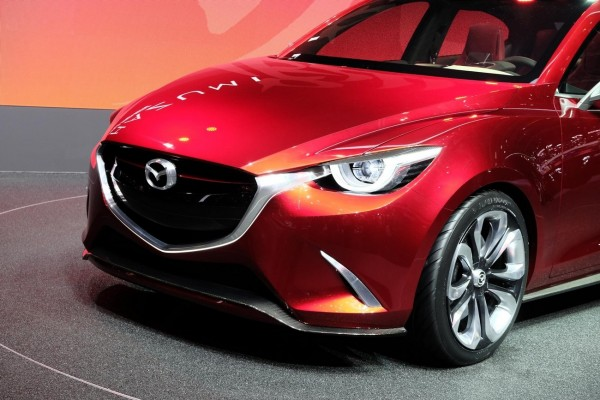 Mazda Hazumi Concept.0