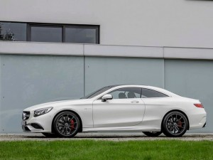Mercedes Benz Classe s Coupé 63 AMG.0