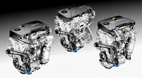 Nouveaux moteurs GM Ecotec