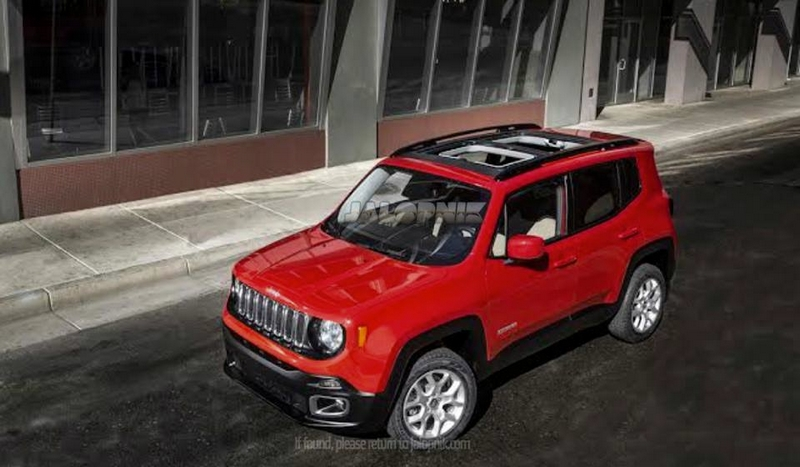 nouvelle jeep renegade la rebelle en culotte courte m j photographique blog automobile. Black Bedroom Furniture Sets. Home Design Ideas