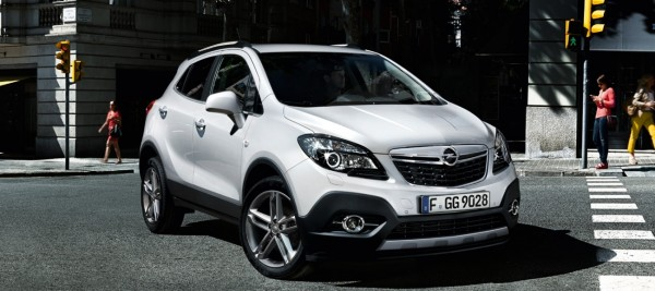 Opel Mokka - 200.000 ex