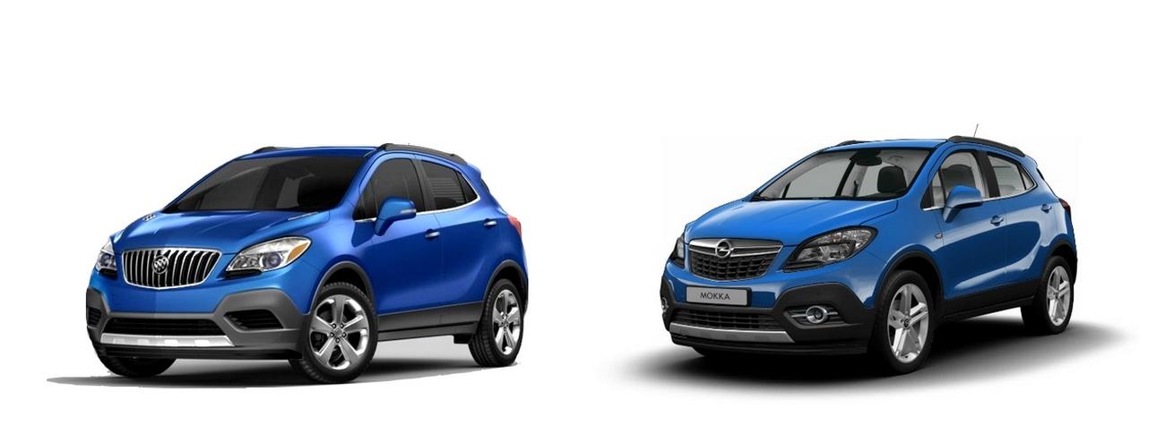 Opel va produire des Buick