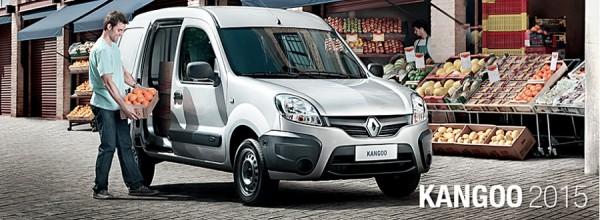 Renault Kangoo Spec Brésil restylé.0