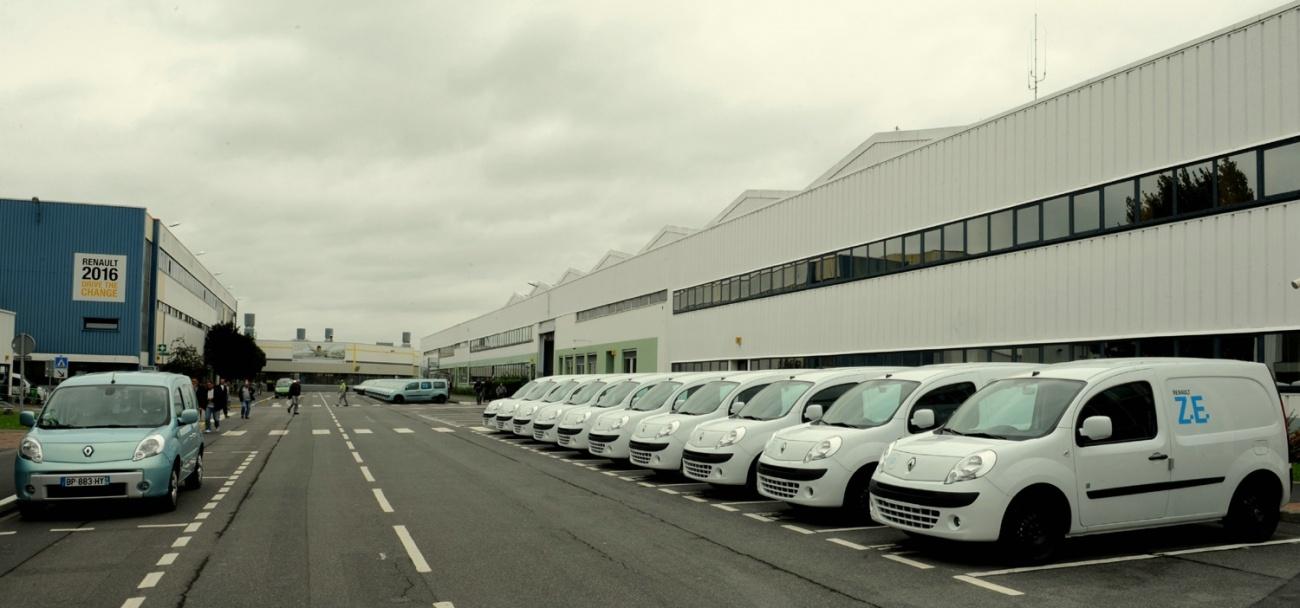 Renault MCA