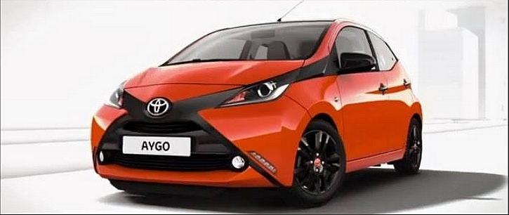 nouvelle toyota aygo le masque de donatello blog automobile. Black Bedroom Furniture Sets. Home Design Ideas