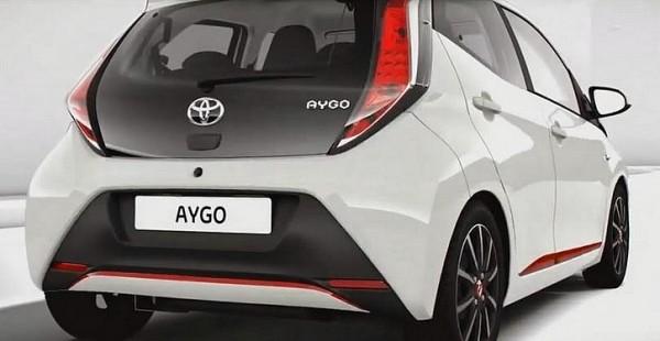 Toyota Aygo 2014.2