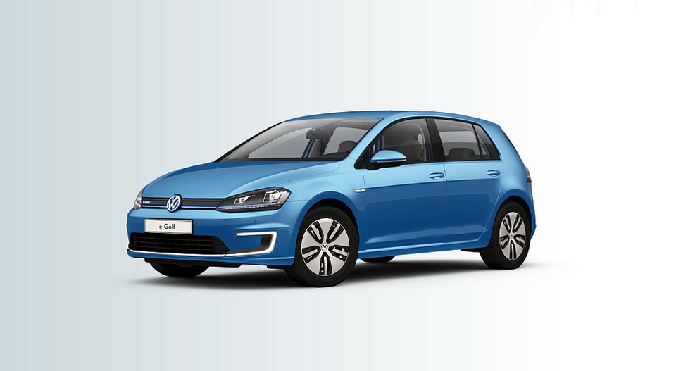 volkswagen e golf elle a un prix et une date d 39 arriv e sur le march blog automobile. Black Bedroom Furniture Sets. Home Design Ideas