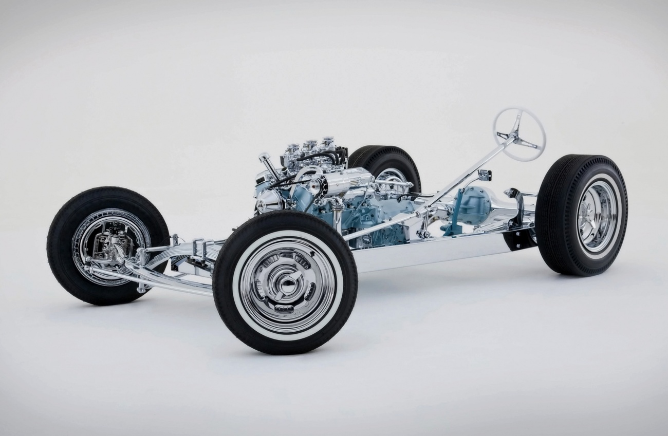 chassis - plateforme automobile