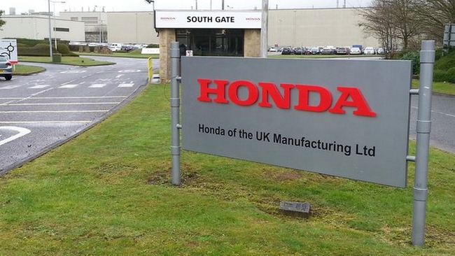 honda swindon