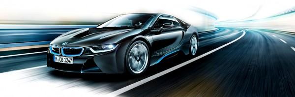 BMW i8 2015.0