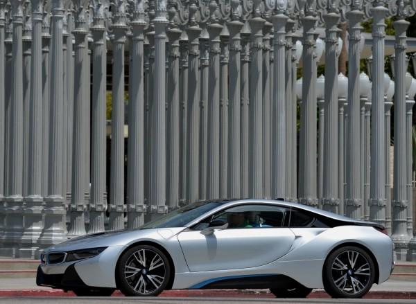 BMW i8 2015.1