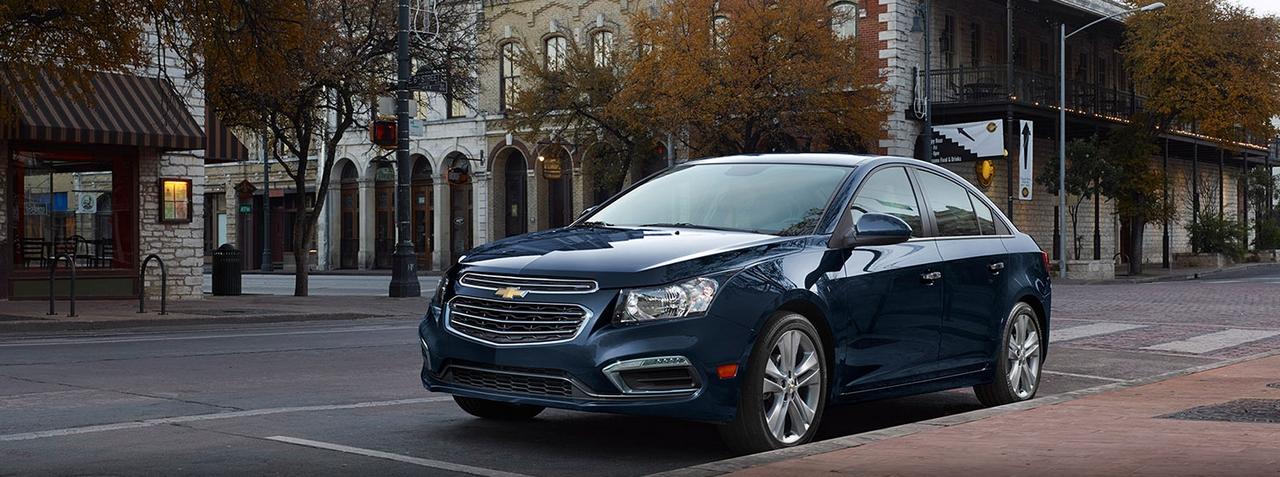 Chevrolet-Cruze 2015