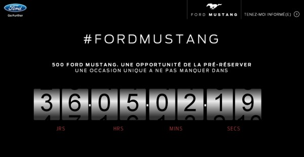 Ford Mustang 2015.1