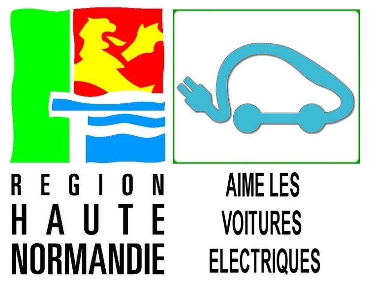 La région Haute Normandie aime les voitures électriques... et surtout Renault !