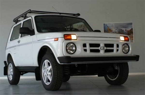 Lada Niva Serie Speciale