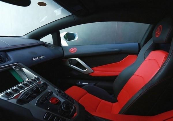 Lamborghini Aventador Jackie Chan Edition.2