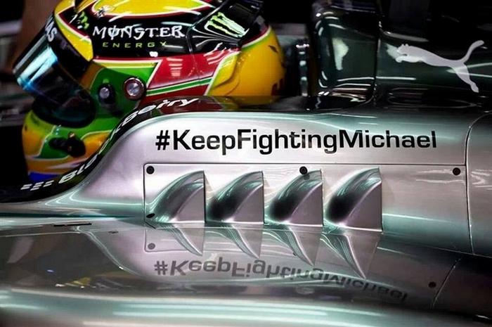 MIchael Schumacher va rentrer chez lui en Suisse
