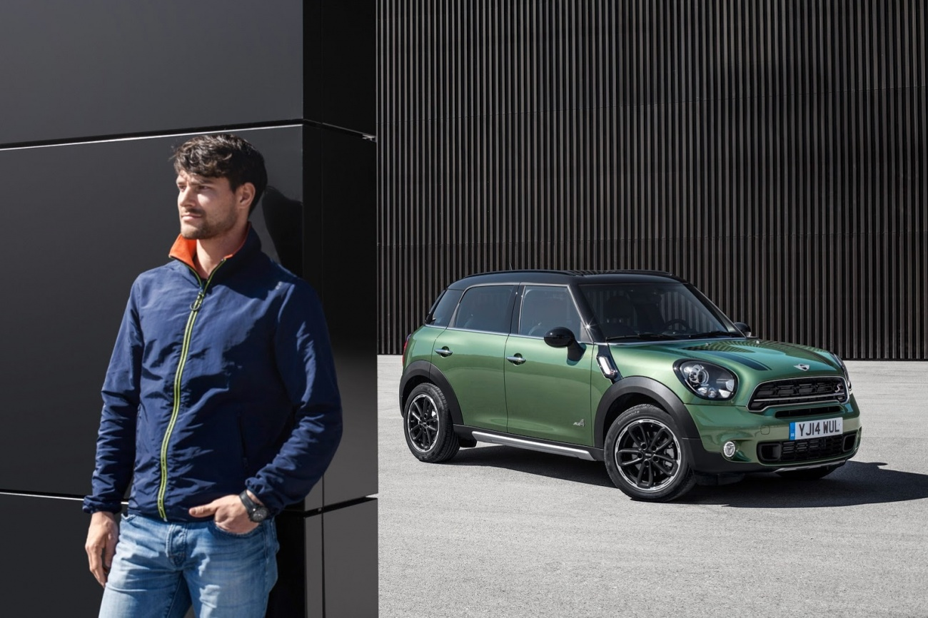 Mini Countryman restylée