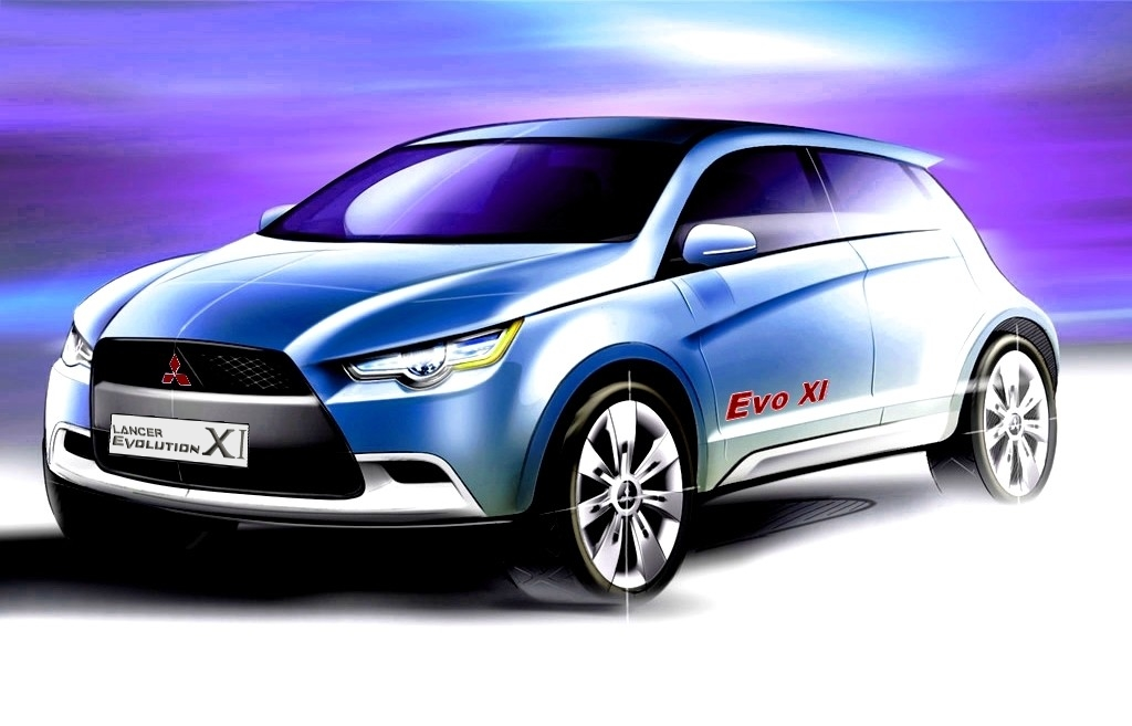 Mitsubishi-Concept-cX-preview-Sketch