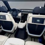 Nouveau Land Rover Discovery Vision Concept