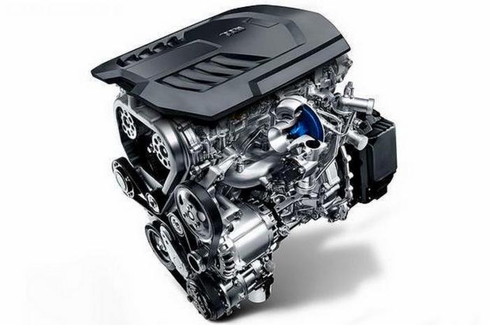 SAIC 2.0 L MGE Engine Series