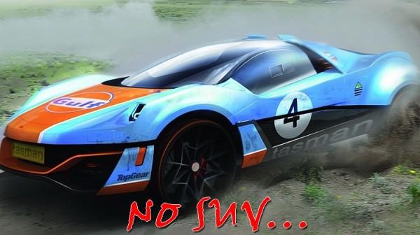 SUV McLaren, c'est non...
