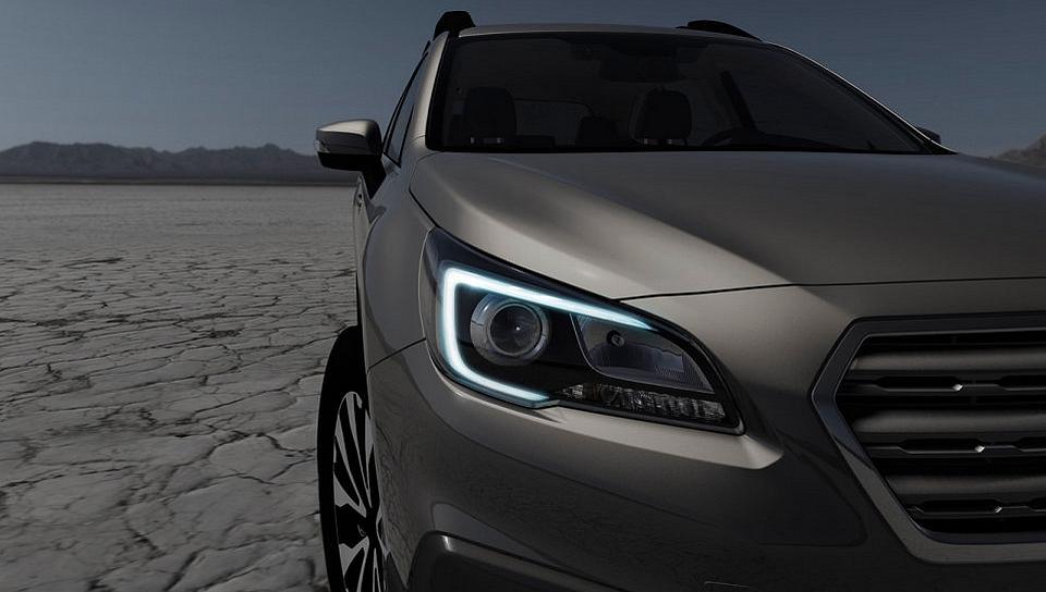 Subaru Outback 2016 teaser