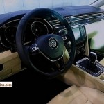 VW New Passat 2015