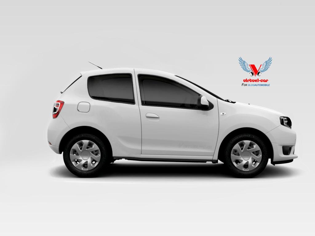 Mini Dacia : elle arrive  - Blog Automobile