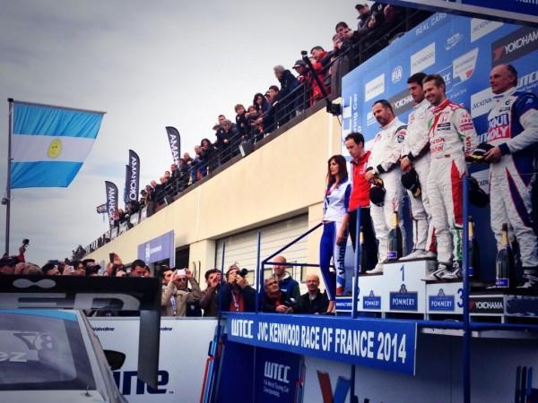 podium-course2-WTCC-Castellet