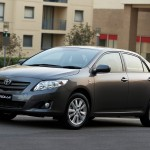 2007 Toyota Corolla Conquest sedan