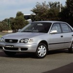 2000 Toyota Corolla Ascent sedan