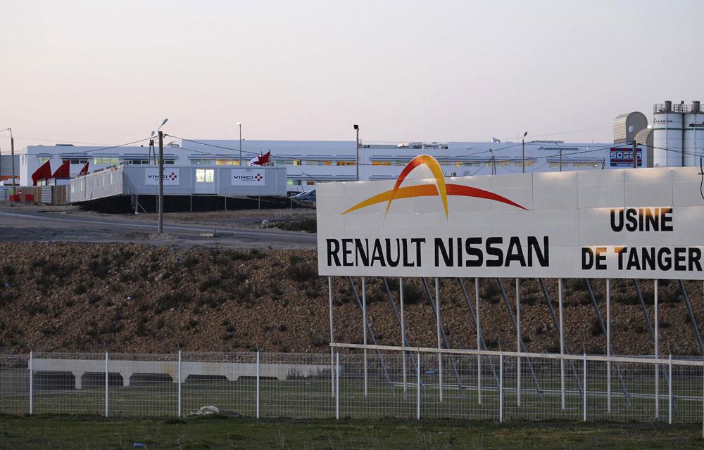 usine-renault-Tanger-Maroc